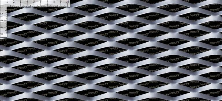 Streckmetall AIRPORT - Protech Architekturmaschen