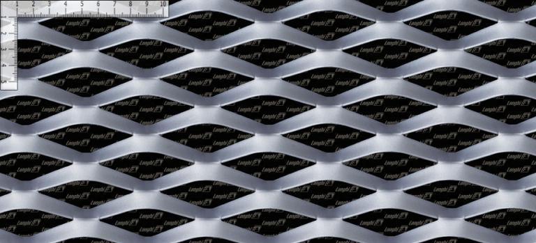 Streckmetall GATE - Protech Architekturmaschen