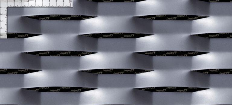 Streckmetall OMEGA - Protech Architekturmaschen