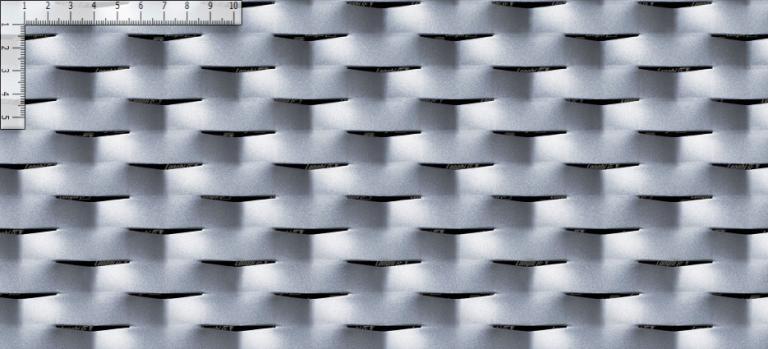 Streckmetall PRIVACY - Protech Architekturmaschen