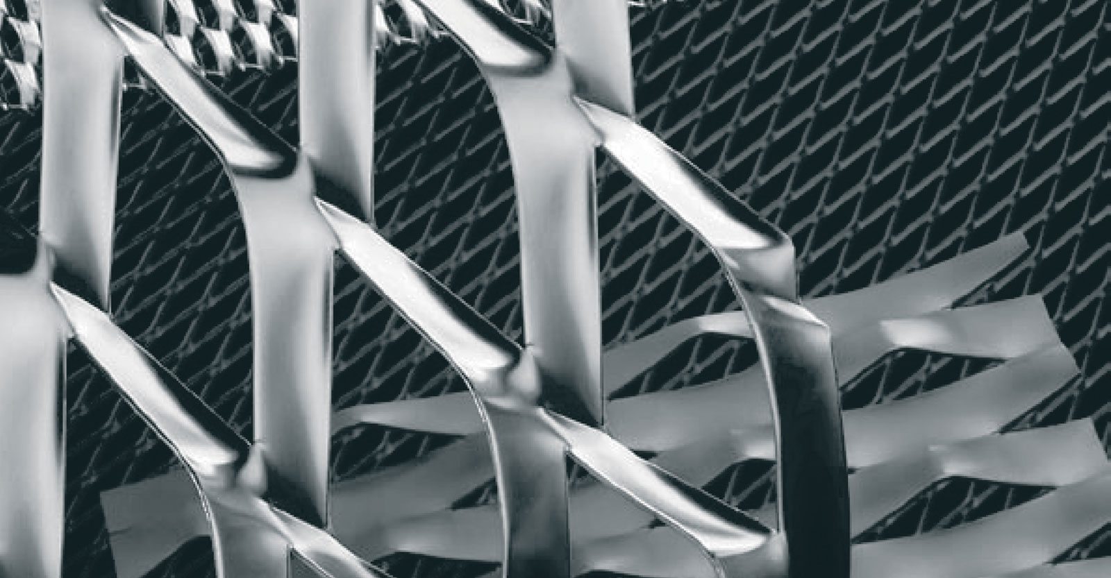 Expanded metal product range