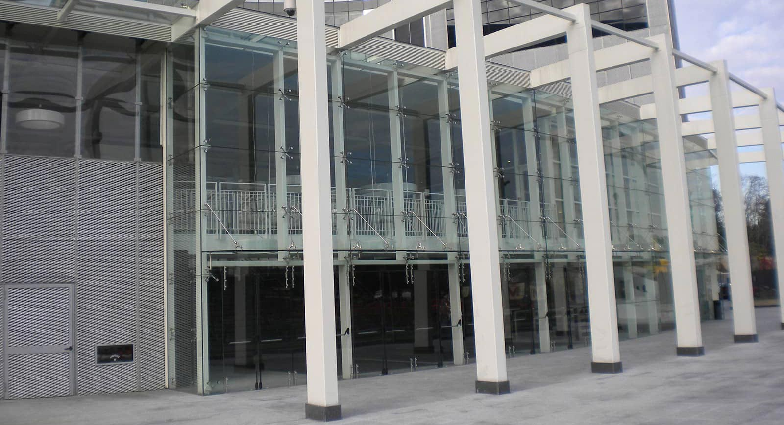 Facciata edificio World Join Center