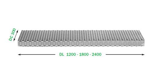 Gradini per scale di sicurezza FILS