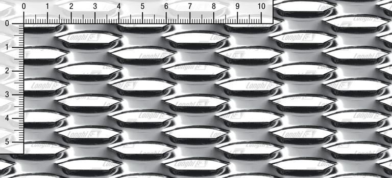 Grigliati in acciaio inox AISI 304 Fils21