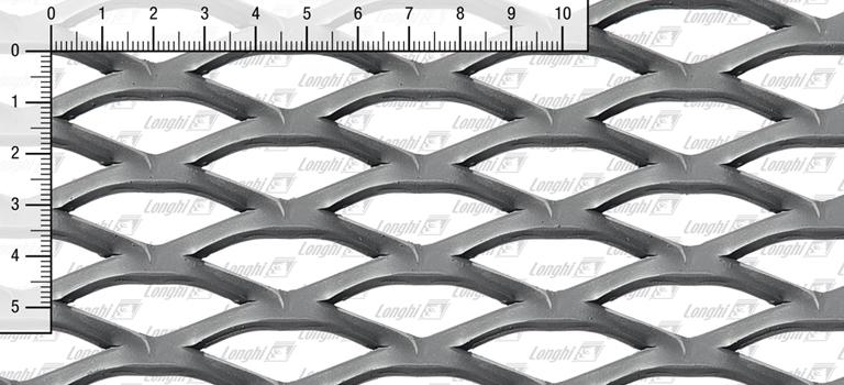 Grigliati stirati in acciaio al carbonio P02