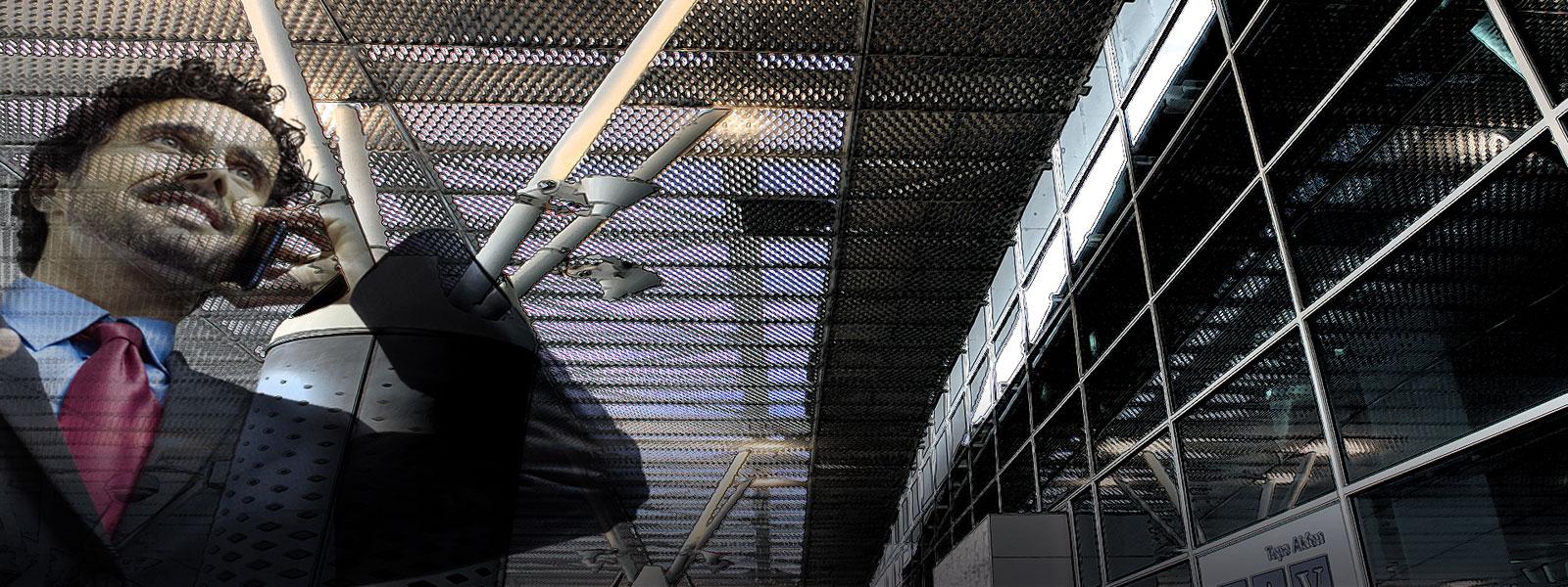 Herstellung von Streckgitter und Gitterrosten
