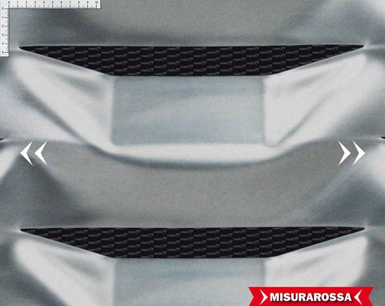 Rete stirata ALEXA800 - Linea maglie metalliche per architettura