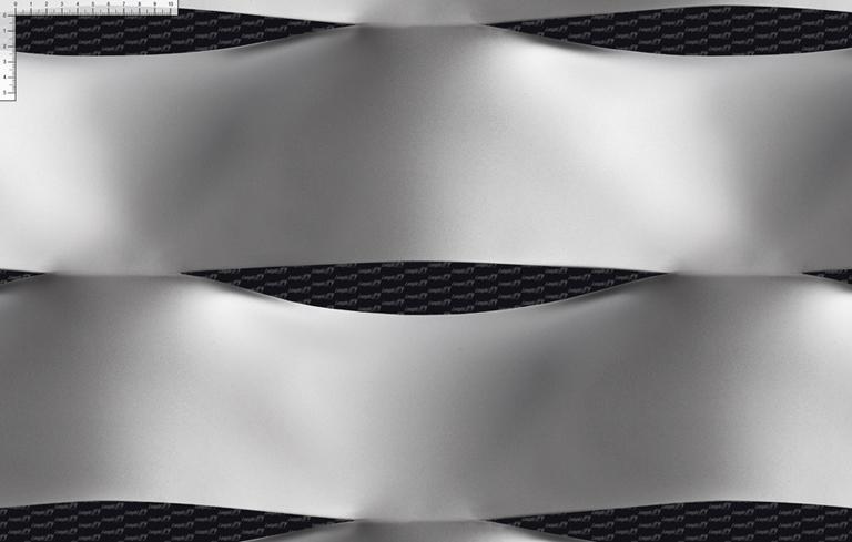 Rete stirata Ellisse400 - Linea maglie metalliche per architettura