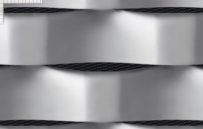 Rete stirata OPERA400 - Linea maglie metalliche per architettura