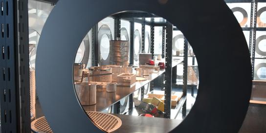 Showroom industrial solutions