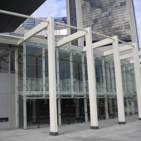 Ingresso edificio World Join Center