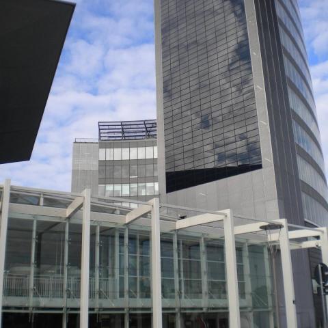 Torre edificio World Join Center immagine 2