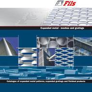 Expanded metal and grating - General Catalogue Fils